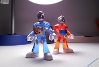 Imaginext Micronauts タカラ ミクロマン Microman action figures