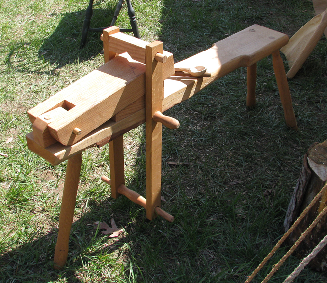 The Village Carpenter: Have Bench, Will Travel