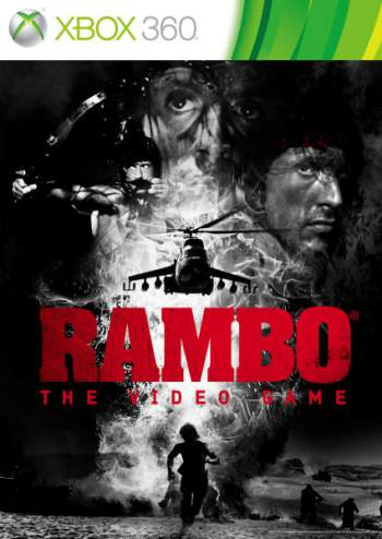 Rambo: The Video Game (JTAG/RGH) Xbox 360 Torrent Download