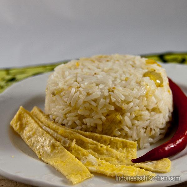 Nasi Goreng Originalrezept aus Indonesien