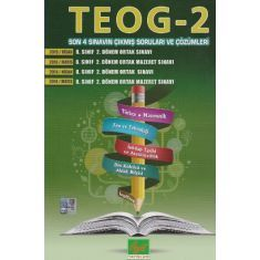Özgül 8.Sınıf TEOG 2 Son 4 Yılın Çıkmış Soruları ve Çözümleri