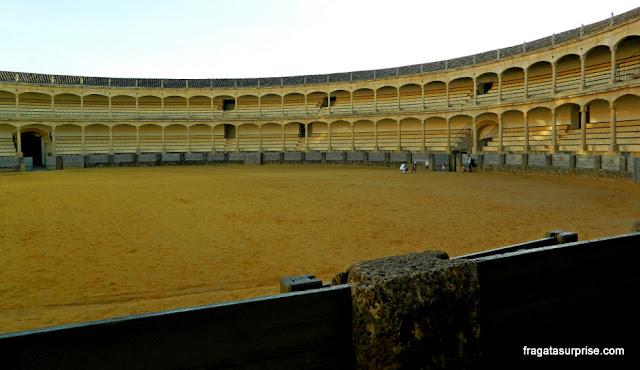 Arena de Touros de Ronda, Andaluzia