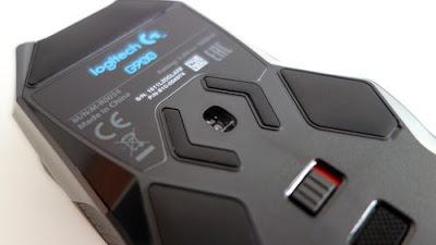 Logitech G900 sensor