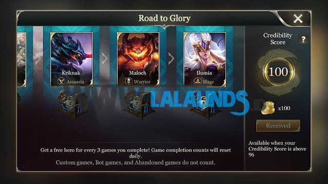 Download Garena Arena Of Valor 1.17.2.1 Versi Asia Full OBB