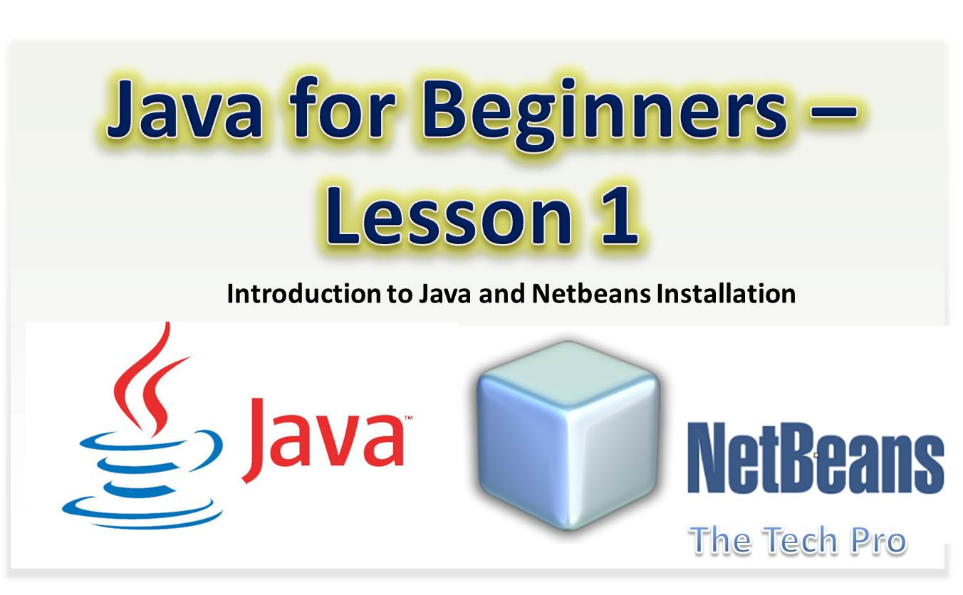 Java Progamming For Beginners Lesson 1: Introduction to Java and