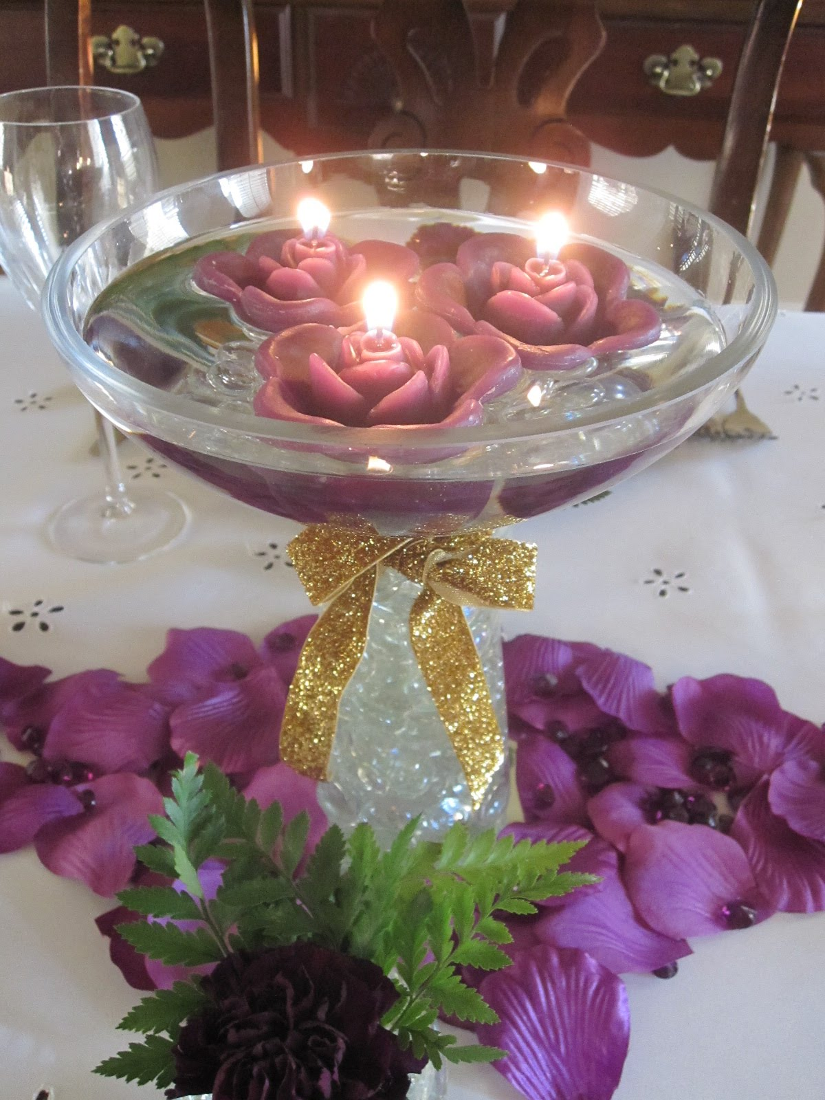 Creative Hospitality How To Make A Floating Candle