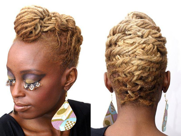 dollymsdiva short locs