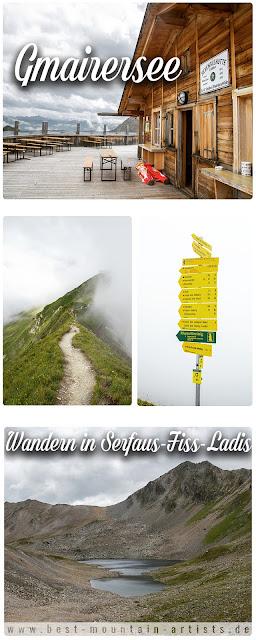 Wandern in Serfaus Fiss Ladis  Vom Lazid zum Gmairersee  Wanderung-Tirol  Tourenbericht inkl. GPS-Track 16