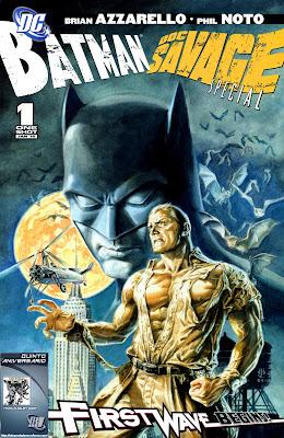 batman doc savage