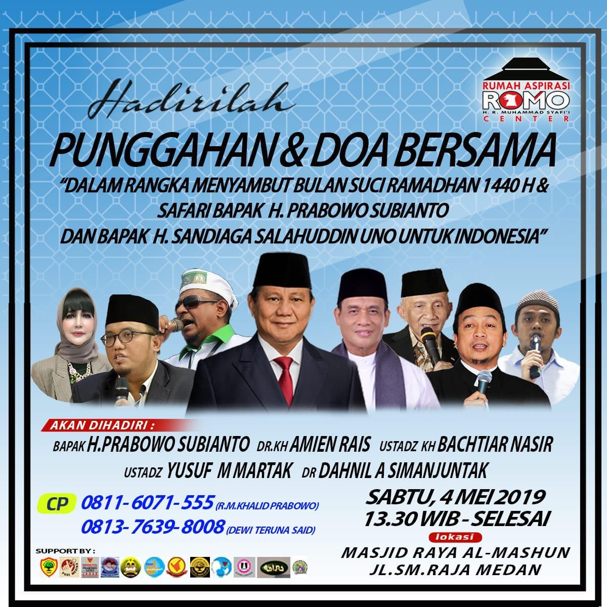 Dari Aceh, Masyarakat Sumut Siap Lanjutkan #KedaulatanRakyat