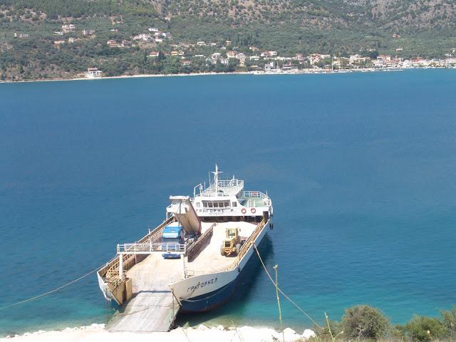 Ιδιωτικό λιμάνι Δημάρχου της Ηπείρου στην Πλαταριά Ηγουμενίτσας; (ΦΩΤΟ+ΒΙΝΤΕΟ)
