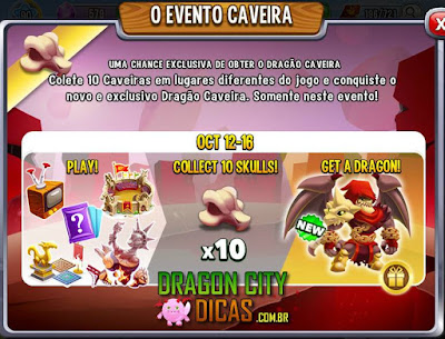 EVENTO CAVEIRA!