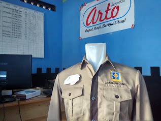 Model Baju Batik Kantor ~ Bikin Batik Kantor Ukur di Arto konveksi