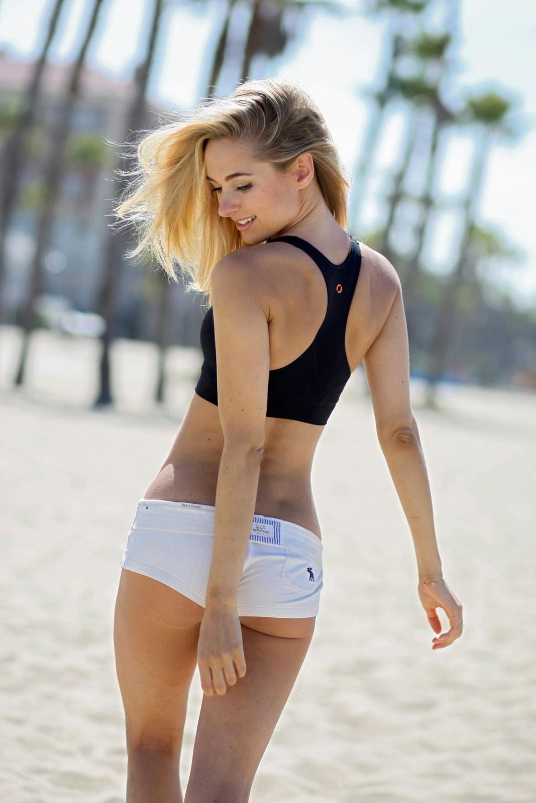 Kimberley Garner Hot Nude Photos 36