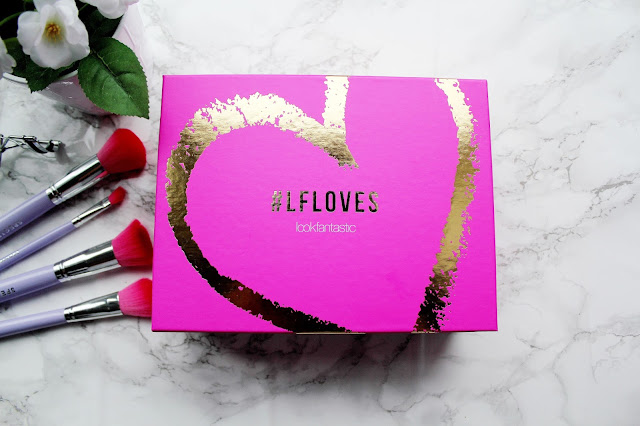 Look Fantastic February Beauty Box #LFLOVES Review