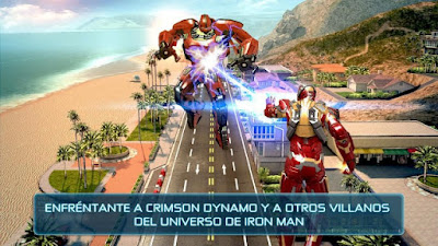 Download Iron Man 3 1.6.9g APK for Android