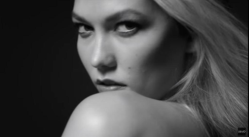 Modella Pubblicità Liu Jo Jeans bottom up: Karlie Kloss e altre modelle - Foto e Video - 2017
