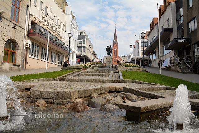 Highstreet w Haugesund. Darmowe atrakcje Norwegii