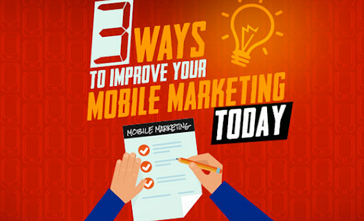 WELL TESTED MOBILE MARKETING SUGGESTIONS FOR SUCCESS