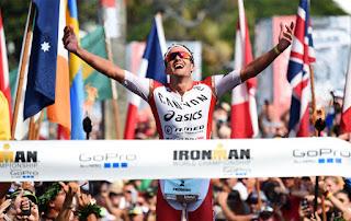IRONMAN - Jan Frodeno pulveriza el récord del Ironman y lo deja en 7:35.39