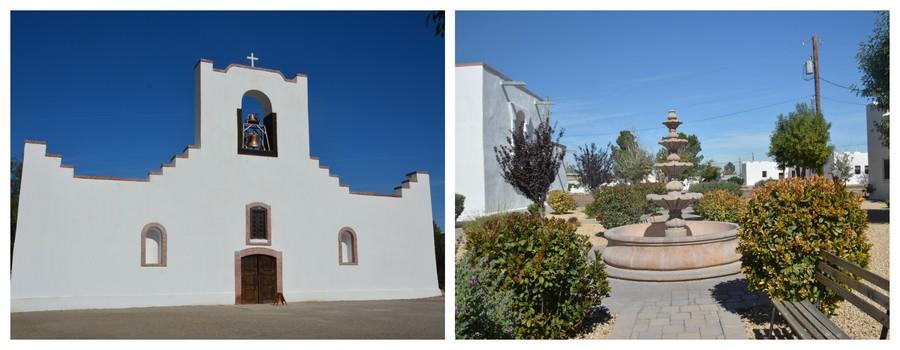 Missions historiques d'El Paso