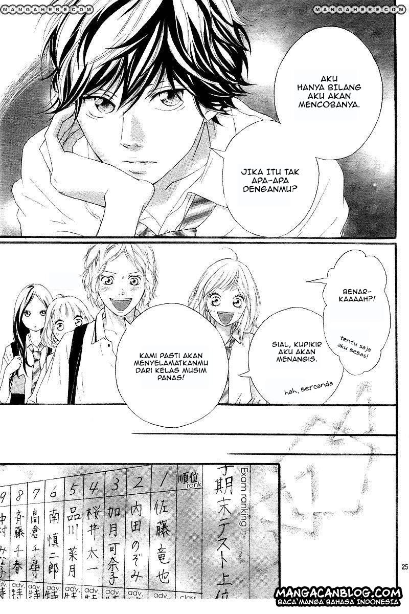 Ao Haru Ride Chapter 14-26