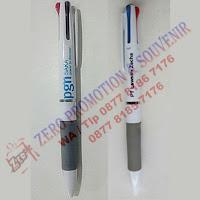 Souvenir pen isi 3 warna