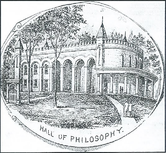 From Camping to Learning: Building #2:<br> Hall of Philosophy
