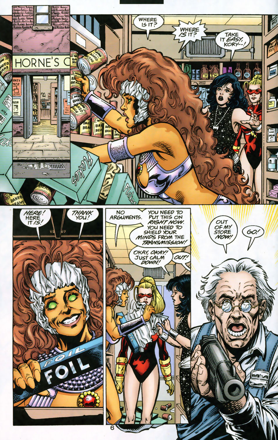Read online The Titans (1999) comic -  Issue #49 - 7