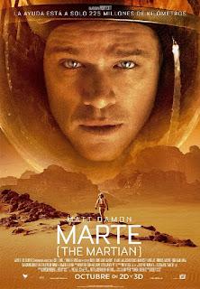 MARTE (Ridely Scott-2015)