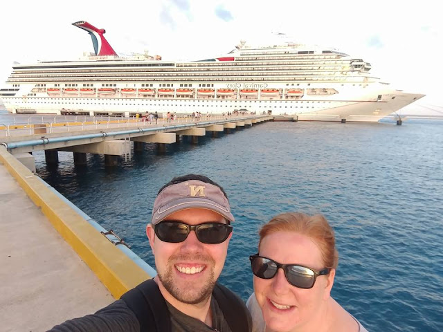 Carnival Glory Grand Cayman Island