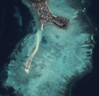 peta pulau noko