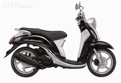 Kelebihan dan Kekurangan Motor Matic Yamaha Fino 125 Blue Core