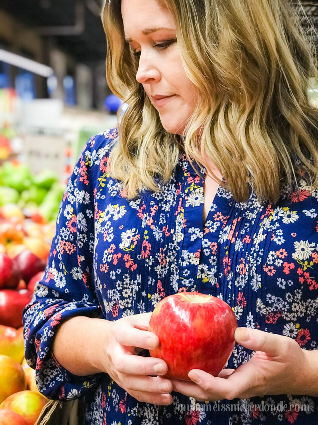 How to shop for apples.  |  mynameissnickerdoodle.com