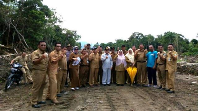 Tularkan Energi, Ali Mukhni Ajak Seluruh OPD Tinjau Tarok City