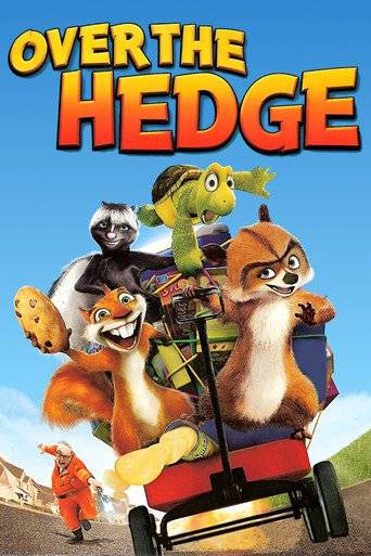Over the Hedge (2006) ΜΕΤΑΓΛΩΤΙΣΜΕΝΟ ταινιες online seires oipeirates greek subs