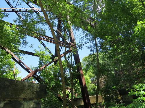 steel trestle