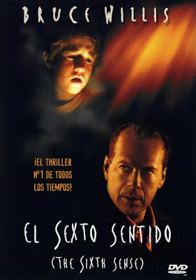 The Sixth Sense 1999 DVD R2 PAL Spanish