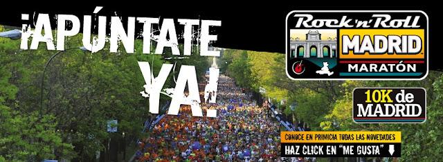 Vente a correr la Maratón de Madrid 2013