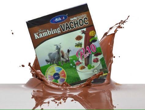 i-Sihat Susu Kambing Vachoc