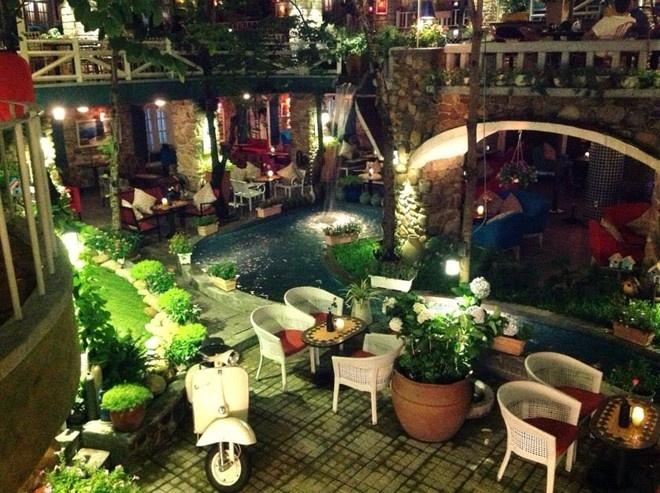 10 quán cafe biệt thự sân vườn đẹp như mơ ở nam s10g