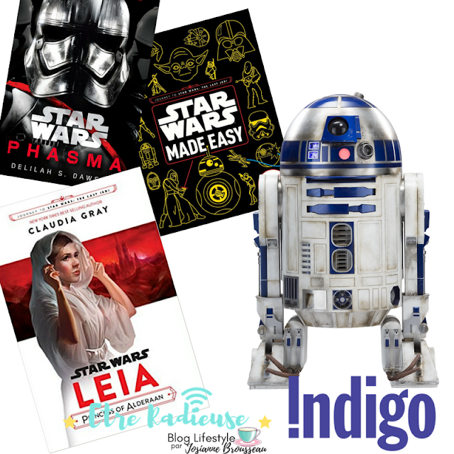 Star Wars Force Friday II chez Indigo - #StarWarsForceFridayII