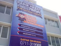 Lowongan Kerja LKP PalComTech Cabang OPI Mall