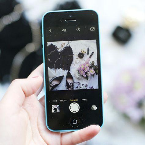 dicas de fotos com o celular