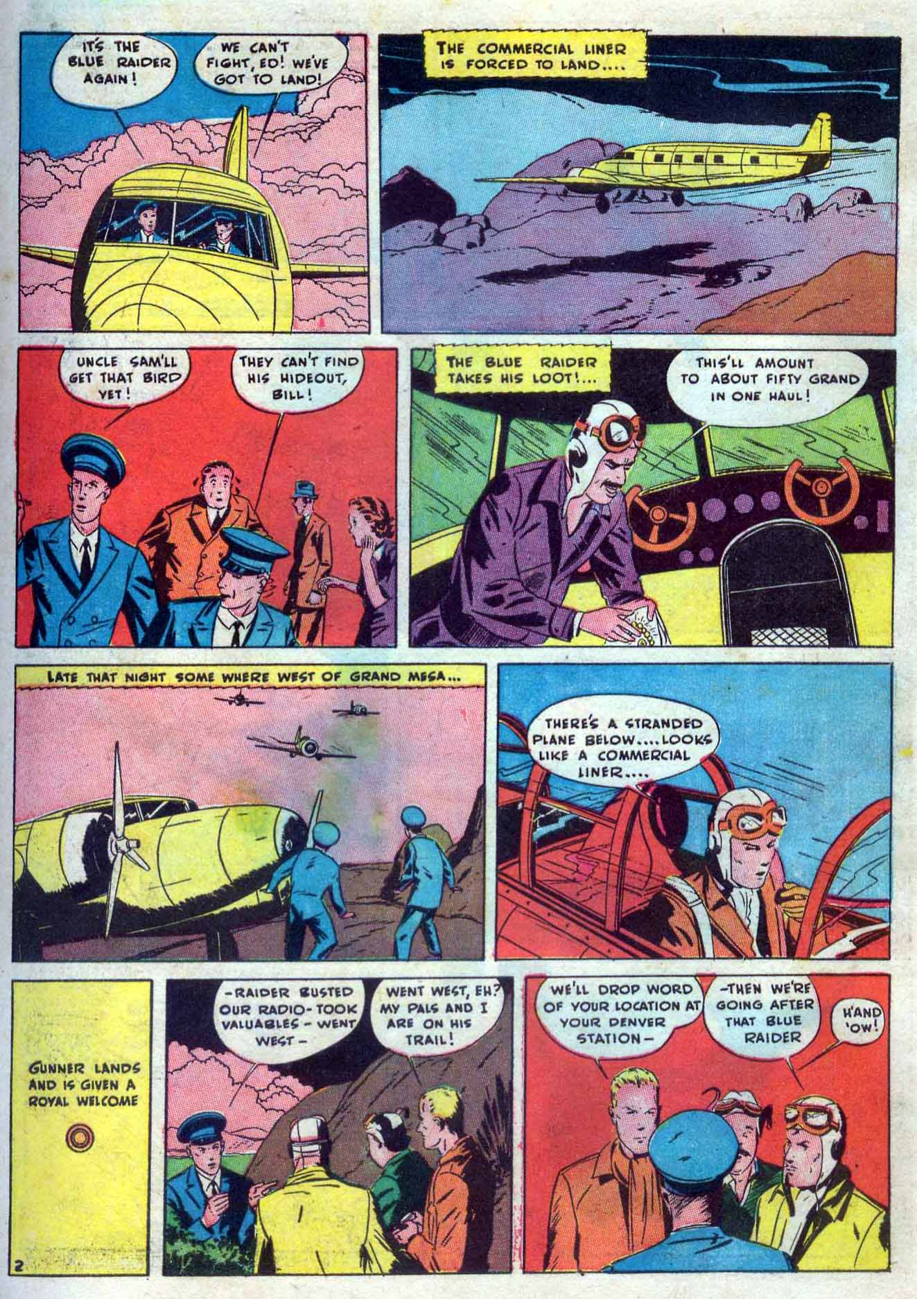 Read online Action Comics (1938) comic -  Issue #27 - 35