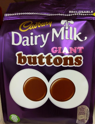 Cadbury Giant Buttons sharing bag