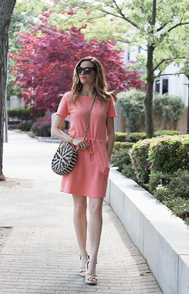 French Terry Dress #summerdress #summerstyle