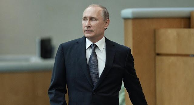 Vladimir Putin - Michell Hilton