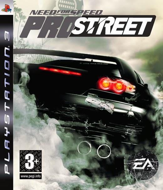 تحميل لعبة need for speed pro street برابط واحد بحجم 800 ميجا - تحميل العاب مجانا