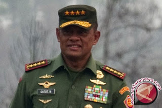 Posisi Indonesia ketika ini dalam kondisi perspektif bahaya Panglima TNI: Militer Asing Sudah Kepung Indonesia